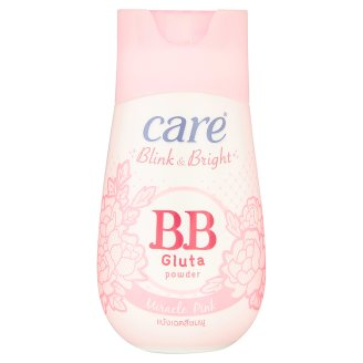 Рассыпчатая BB-пудра для лица Розовая Care 40 гр
