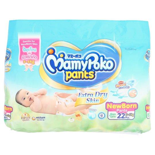 Подгузники-трусики Экстра впитывающие Newborn MamyPoko Pants 44 шт