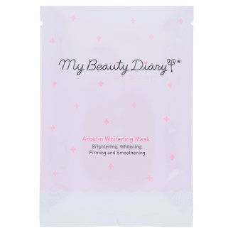 Отбеливающая маска для лица с арбутином My Beauty Diary 1 шт