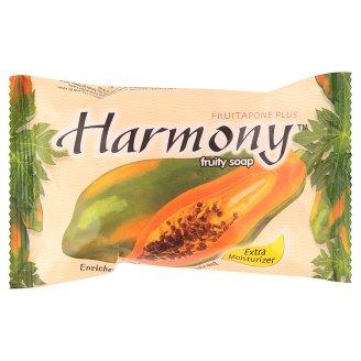 Натуральное мыло с папайей Harmony 75 гр