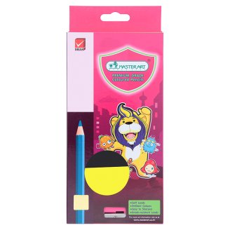 Набор цветных карандашей Master Art 12 шт