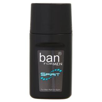 Дезодорант мужской - ролик Ban for Men Spirit 45 мл