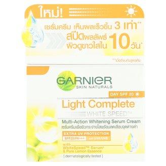 Крем-сыворотка отбеливающая Garnier Skin Naturals 18 мл