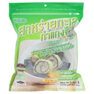 Морские водоросли для супа Taberu Seaweed for Soup 45 гр