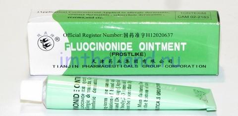 Fluocinonide Ointment из Тайланда - мазь от псориаза и кожных заболеваний 10 гр