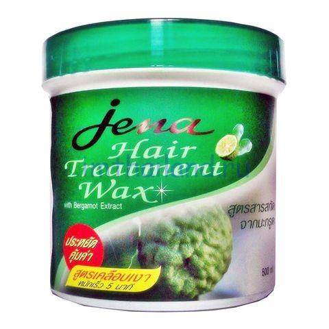 Маска для жирных волос с бергамотом Jena