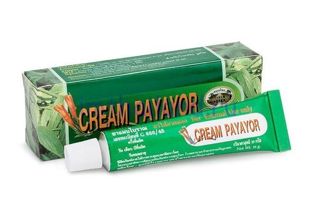 Payayor крем из Таиланда от герпеса 10 гр