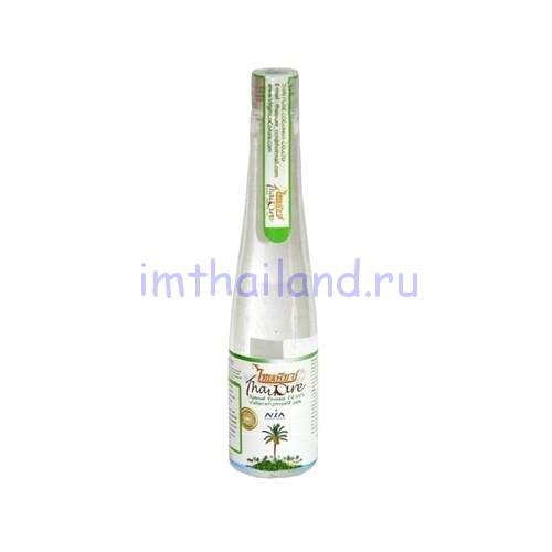 Кокосовое натуральное качественное масло 100 мл Thai Pure