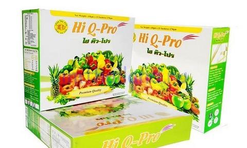 Клетчатка для похудения и очищения кишечника HI Q-PRO 12 пакетиков