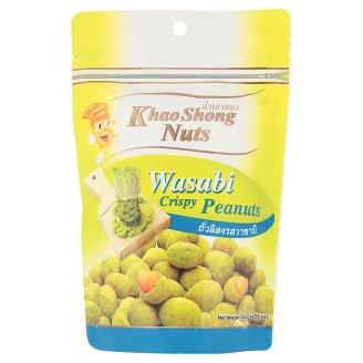 Хрустящий арахис с васаби Khao Shong 120 гр