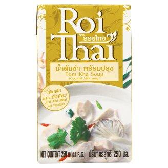 Тайский суп Том Ка готовая основа на кокосовом молоке Roi Thai Tom Kha Soup 250 мл