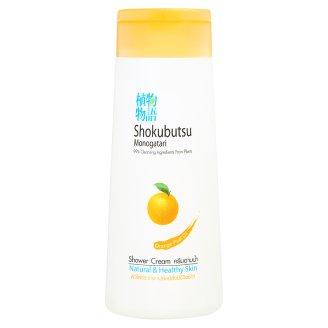 Гель для душа Апельсиновое масло Shokubutsu 200 мл