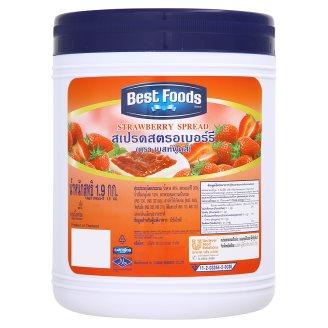 Джем из клубники Best Foods Strawberry Spread 1.9 кг