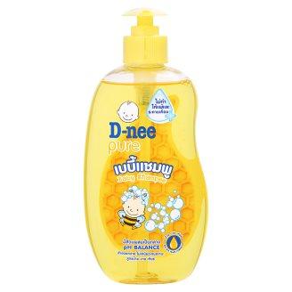 Детский шампунь медовый формула без слез D-nee Pure Bye Bye Tears 400 мл