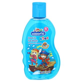Детский шампунь карамельный аромат Kodomo Blue Candy 200 мл