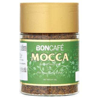 Сублимированный кофе BONCAFE Мокка для гурманов 50 гр