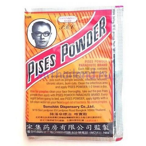 Антибактериальный порошок для ран Pises Powder