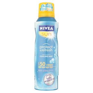 Солнцезащитный спрей для лица и тела Нивея SPF 50 200 мл