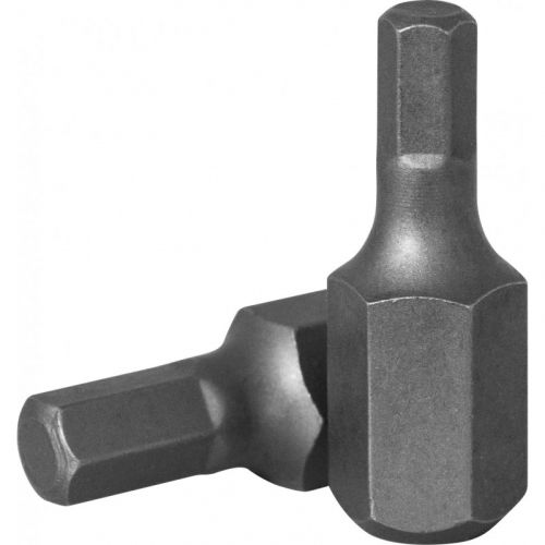 D130H80 Бита 10 мм, шестигранная 8 мм, 30 мм, S2 материал