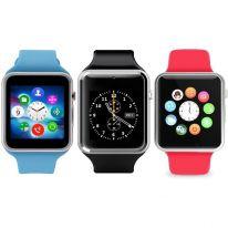 Умные часы Smart Watch W8, красный