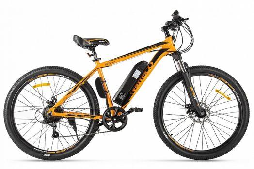 Велогибрид Eltreco XT 600 Оранжевый