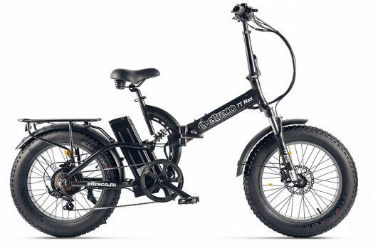 Велогибрид Eltreco TT Max Черный