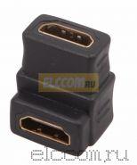 ПЕРЕХОДНИК гнездо HDMI <--> гнездо HDMI, под углом 90 REXANT