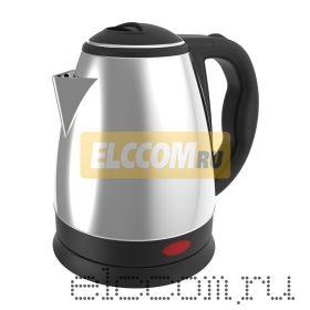 Чайник стальной электрический DX3015 1,5 л/1850 Вт