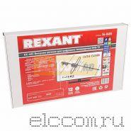 ТВ-Антенна наружная для цифрового телевидения DVB-T2 (модель RX-405) REXANT