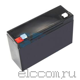 Аккумулятор 6В 12 А/ч