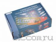 """Тестер кабеля """"универсальный"""" RJ-45+USB (HY-251454CT) REXANT"""