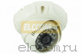 Купольная камера AHD 1. 3Мп (960P), объектив 3. 6 мм. , ИК до 20 м.