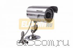 Уличная камера видеонаблюдения с ИК-подсветкой