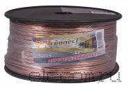 Кабель акустический 2x1.0 мм2 100м BLUELINE PROCONNECT
