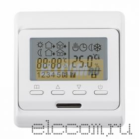 Терморегулятор с дисплеем и автоматическим программированием (R/E51. 716) REXANT