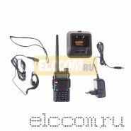 Портативная радиостанция BAOFENG UV-5R (136-174/400-480 МГц)/128 кан. / 5 Вт/BL-5/1800 мАч