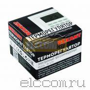 Терморегулятор программируемый RX-527H (белый) REXANT (совместим с Legrand серии Valena)