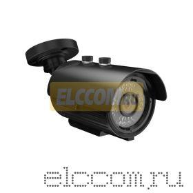 Цилиндрическая уличная камера AHD 1. 3Мп (960P), объектив 2. 8-12 мм. , ИК до 50 м.