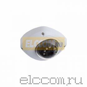 Kупольная уличная камера IP 1. 0Мп (720P), объектив 2. 8 мм. , ИК до 10 м.