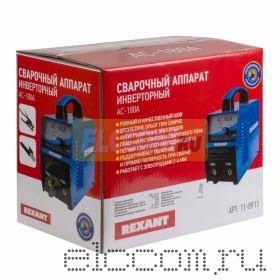 Сварочный аппарат инверторный REXANT® АС-180А
