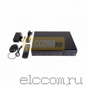 Видеорегистратор сетевой 32-х канальный (IP NVR); 8 x 5. 0Mп, 16 х 4. 0Мп, 24 х 2. 1Мп(Full HD), 32 х 1. 3Мп, (HDD 2 х 6Tb)