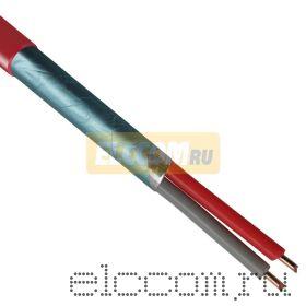 Кабель сигнальной проводки КОПСЭВ нг(а) 1x2x1.5 мм2 (1,4мм) FRLS 180 min, бухта 200М, REXANT