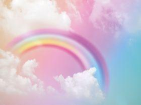 """Фон стена """"Rainbow №1"""" 2х1.5м"""