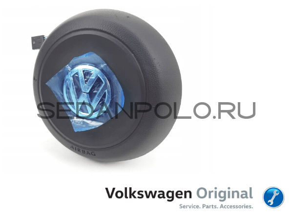 Air Bag Подушка безопасности Volkswagen Polo Sedan GT/CONNECT/DRIVE