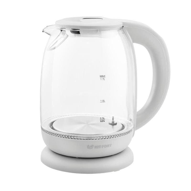 Чайник KitFort КТ-640-3 серый