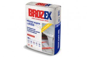 Пол наливной Brozex NF-415 Нивелир МЕДИУМ толстослойный 20 кг
