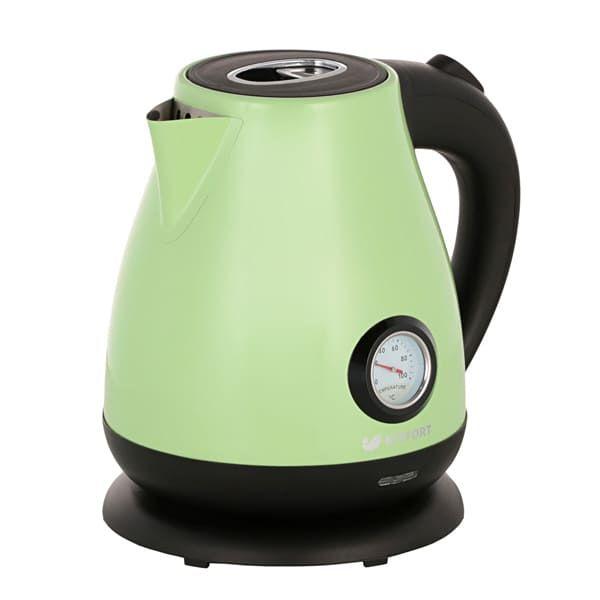 Чайник KitFort КТ-642-6 светло-зеленый