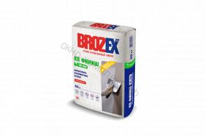 Шпаклевка полимерная белая WR 600 KR ФИНИШ, Brozex 20кг