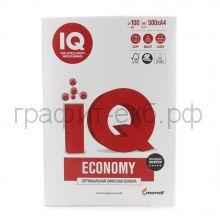Бумага А4 IQ 80 г/м IQ economy 500л класс С