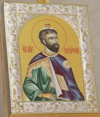Икона Моисей пророк (14х18см)